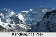 Kanchenjunga Peak