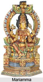 Mariamma, Indian Goddess