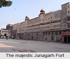 Monuments of Bikaner, Monuments of Rajasthan