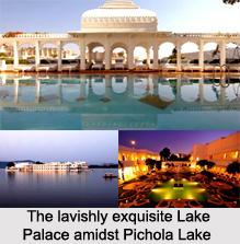 Pichola Lake, Udaipur, Rajasthan