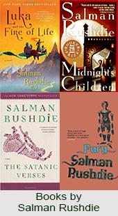 Salman Rushdie, Indian Literary Person