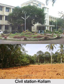 Administration of Kollam District, Kerala