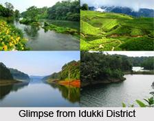 Geography of Idukki District, Kerala