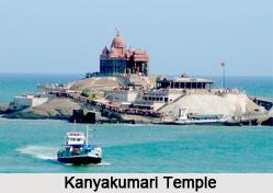Kanyakumari Temple, Tamil Nadu