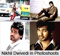 Nikhil Dwivedi, Indian Actor