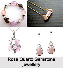 Rose  Quartz , Gemstone