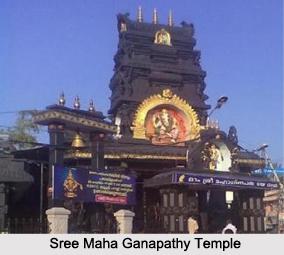 Temples in Thiruvananthapuram, Kerala, South India