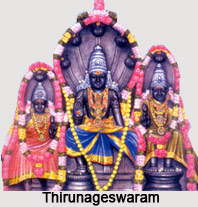 Thirunageswaram Raghu Temple, Tamil Nadu
