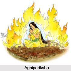 Sita, Wife of Lord Rama, Ramayana