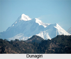 Mountain Peaks of India