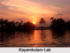 Geography of Alappuzha District, Kerala