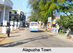 History of Alappuzha District