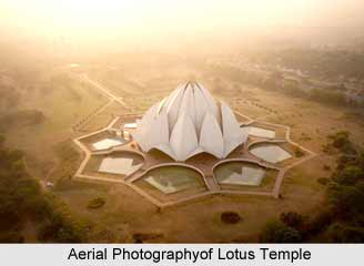 Aerial photography in India