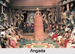 Angada, Ramayana