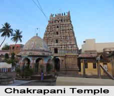 Architecture of Sri Chakrapani Svami Temple, Kumbakonam
