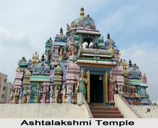 Ashtalakshmi Kovil, Tamil Nadu