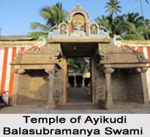 Ayikudi Balasubramanya Swami Temple, Tamil Nadu