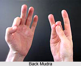 Back Mudra, Types of Mudras