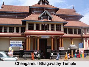 Bhagawathi Temple, Chengannur, Kerala