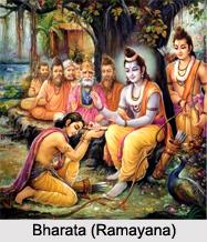 Bharata , Ramayana