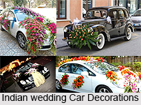 Car Decorations In Indian Wedding