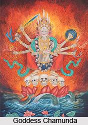 Chamunda, Goddess