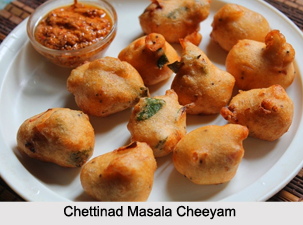Chettinad Masala Cheeyam, Chettinad Cuisine