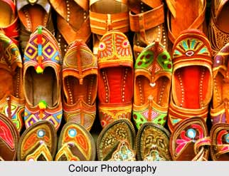 Colour Photography, Indian photography