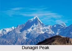 Dunagiri Peak, Uttarakhand