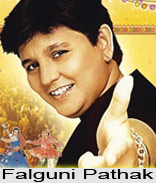 Falguni Pathak, Indian Pop Singer