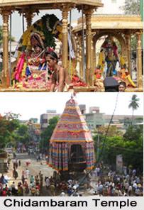 Festivals of Chidambaram temple, Tamil Nadu