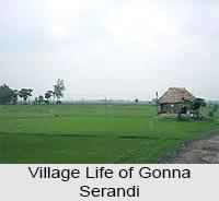 Gonna Serandi, Bardhman District, West Bengal