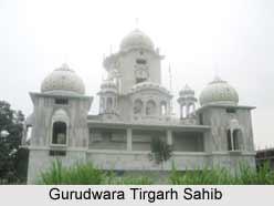 Gurudwara Tirgarh Sahib, Paonta Sahib, Sirmaur, Himachal Pradesh