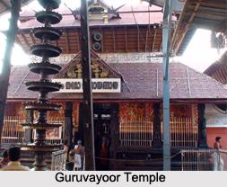 Guruvayur Temples, Kerala, South India
