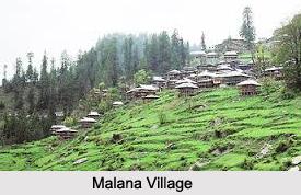 History of Malana