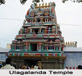 Inscriptions of Sri Ulagalanda Perumal temple, Kanchipuram, South India