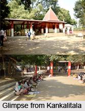 Kankalitala Temple, Birbhum district, West Bengal
