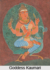 Kaumari, Mythical Goddess