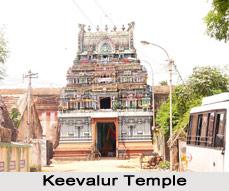 Keevalur Temple, near Nagappattinam, Tiruvarur, Tamil Nadu