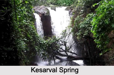 Kesarval Waterfall, Goa