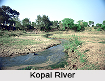 Kopai River, Birbhum District, West Bengal