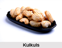 Kulkuls, Indian Snacks