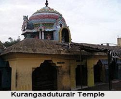 Kurangaaduturai Temple, near Kumbhakonam, Tiruvaiyaru, Tamil Nadu