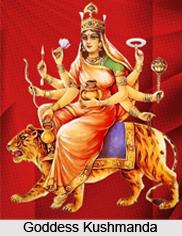 Kushmanda, Goddess