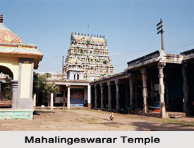 Mahalingeswarar Temple, Tiruvidaimarudur near Kumbakonam, Tamil Nadu