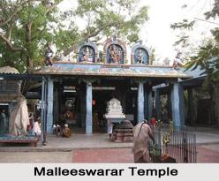 Malleeswarar Temple, Mylapore, Tamil Nadu