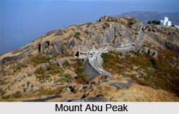 Mount Abu Peak, Mountain Peak Of India