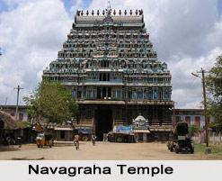 Navagraha temples of Tamil Nadu