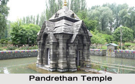 Pandrethan Temple, Srinagar, Jammu & Kashmir