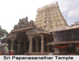 Papanasam temple, Thirunelveli, Tamil Nadu